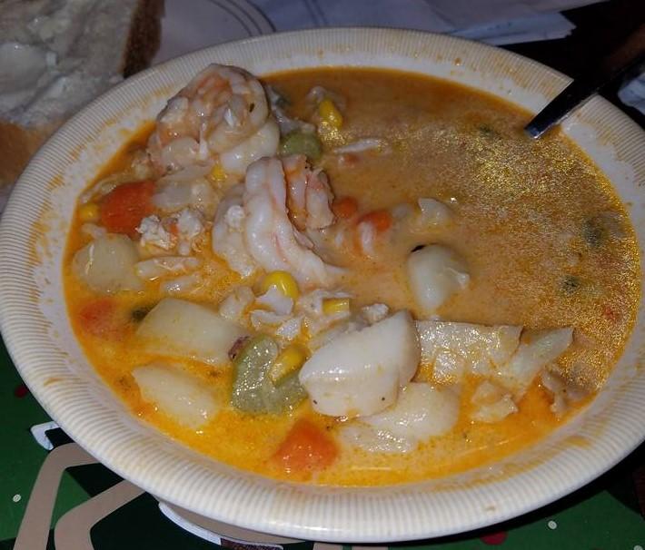 seafood chowder (2)